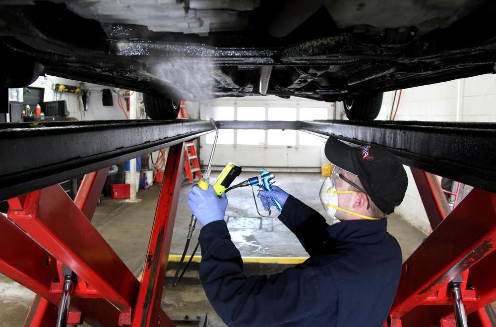 Quel traitement anti-rouille choisir pour votre auto ?