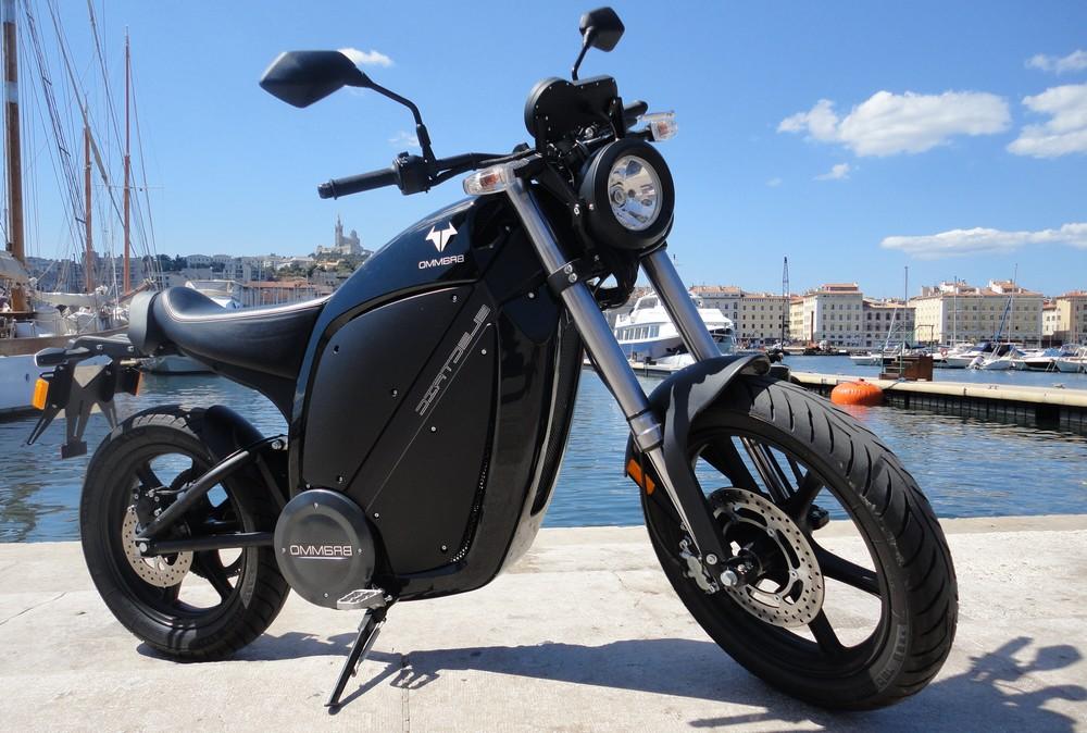 Notre sélection de motos électriques en 2020
