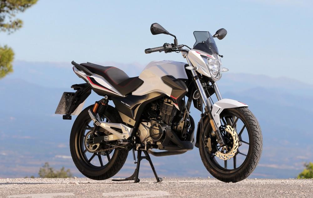 Notre sélection de motos 125 CC
