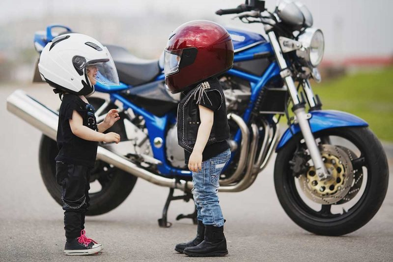 Moto enfant : un merveilleux jouet pour apprendre en s'amusant